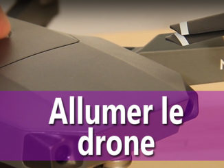 Allume rle drone mavic