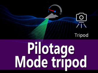 mode de navigation Tripod
