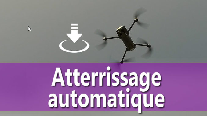 atterrissage automatique