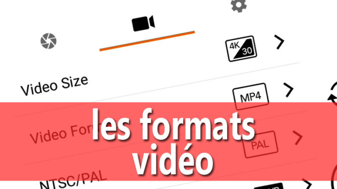 video format pal ntsc mov mp4 fps