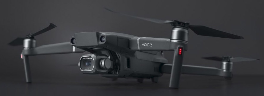 drone Mavic 2 (version Pro)