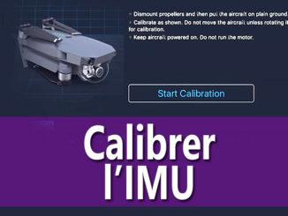 Calibrer l IMU