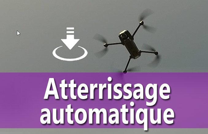 atterrissage automatique