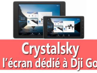 ecran crystalsky